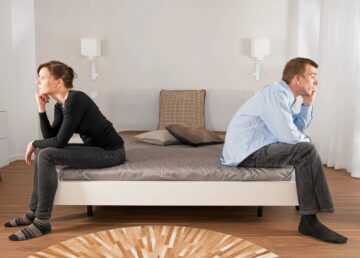 no-fault state: the reason you're getting divorced doesn't matter